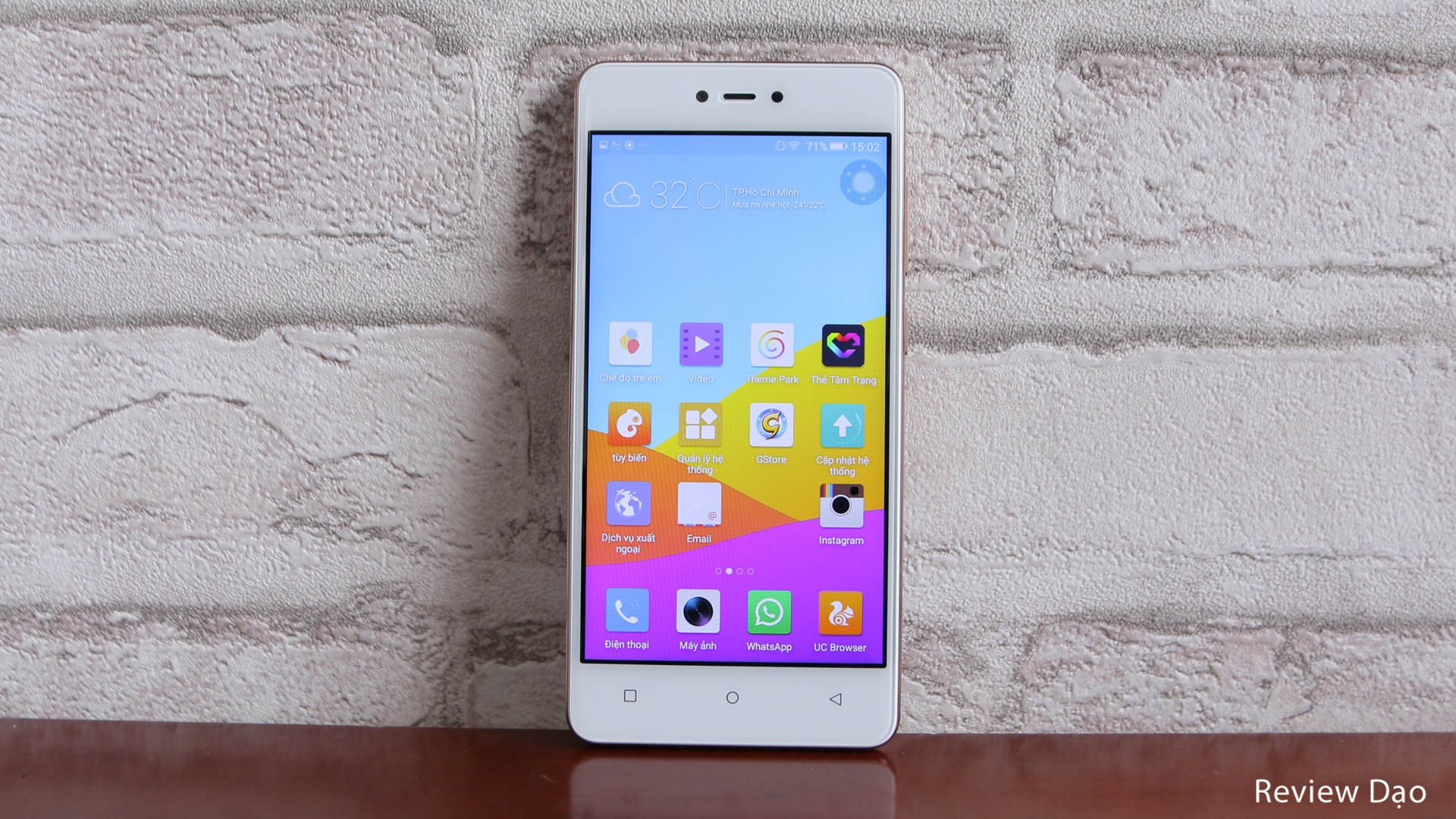 Đánh giá chi tiết Gionee F103 Pro: chính hãng 3 triệu, 3GB RAM, camera selfie tốt