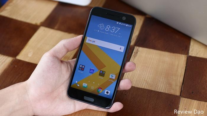 Đánh giá chi tiết HTC 10: smartphone tốt nhất mà HTC từng làm