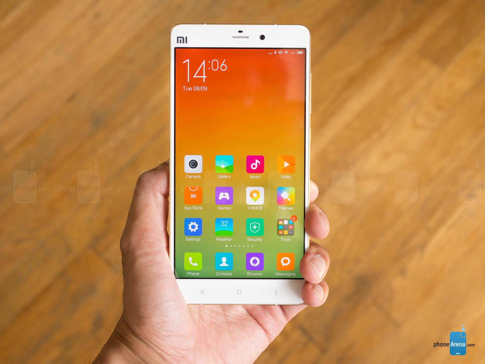"""Đánh giá chi tiết Xiaomi Mi Note Pro: lời thách thức từ """"Apple của châu Á""""?"""