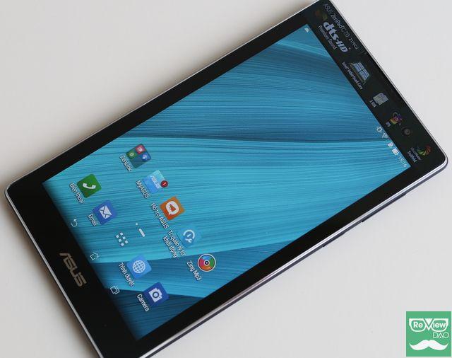 Review đánh giá chi tiết Asus ZenPad 7 Z170C