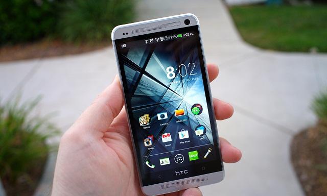 Đánh giá chi tiết huyền thoại một thơi HTC One M7 - Già liệu