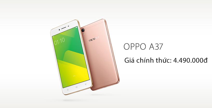 Đã có giá bán chính thức của OPPO Neo 9 tại thị trường Việt Nam