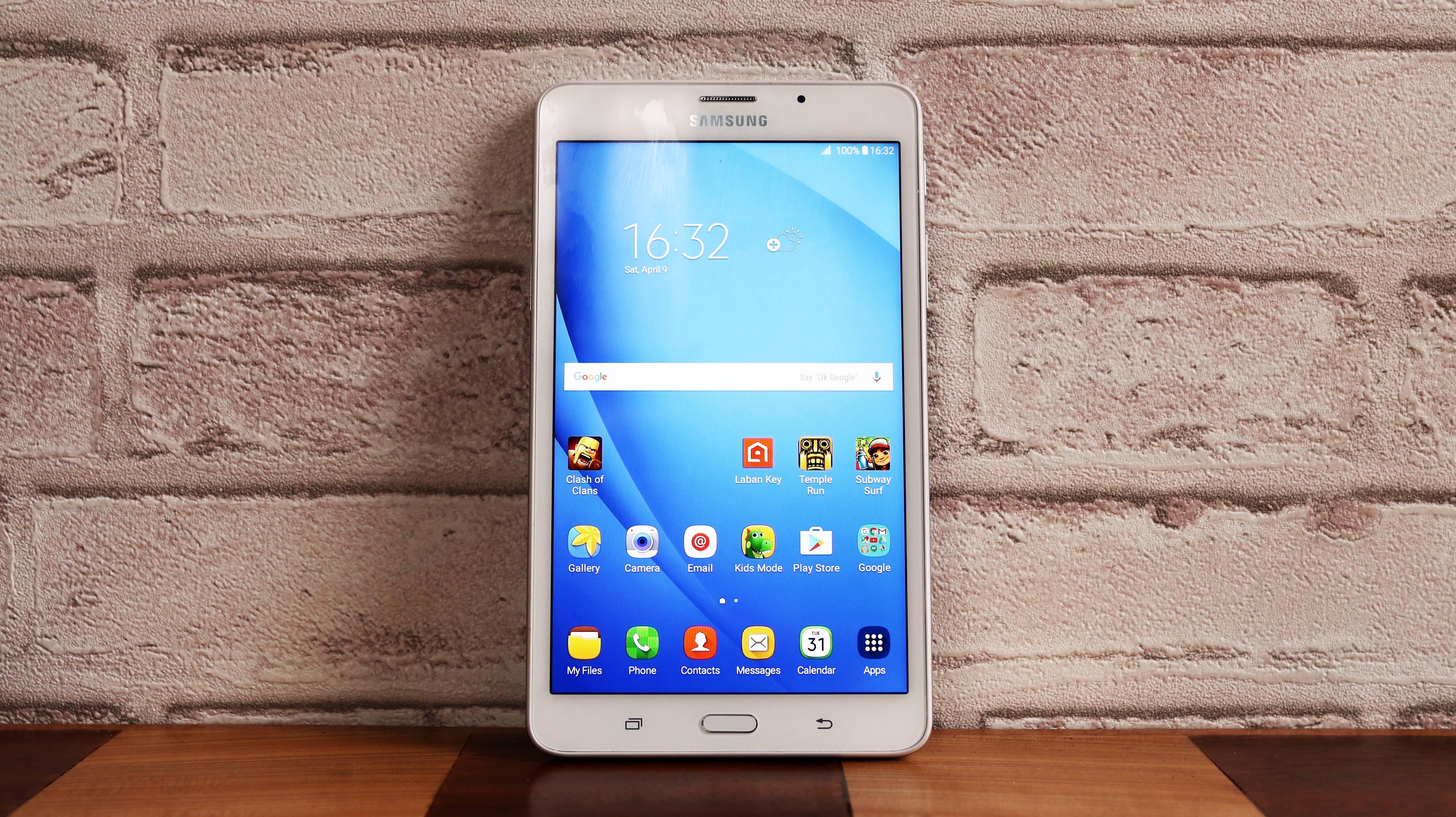 Đánh giá chi tiết Samsung Galaxy Tab A 7.0