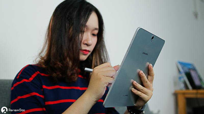 Đánh giá chi tiết Samsung Galaxy Tab S3: thiết bị dành cho giải trí và công việc