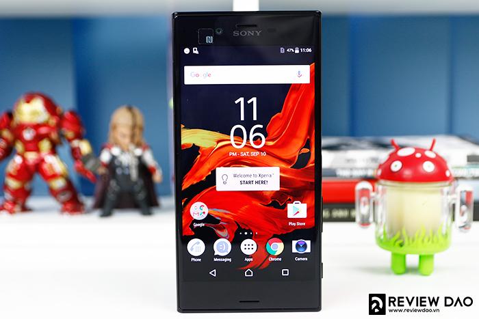 Đánh giá chi tiết Sony Xperia XZ: Siêu phẩm phục dựng lại tên tuổi Sony