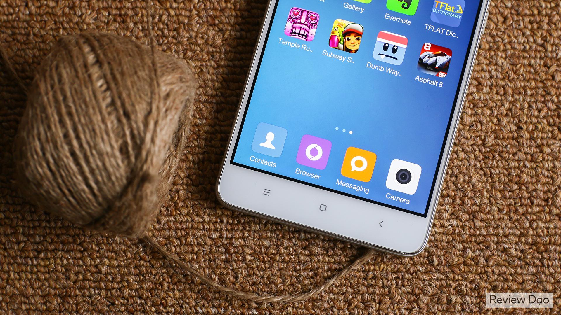 Đánh giá chi tiết Xiaomi Redmi Note 3 Pro – Review Dạo