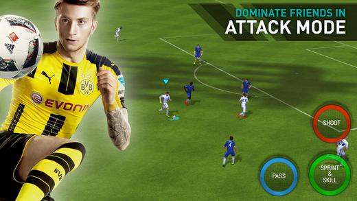 Fifa 17 Mobile đã có mặt chính thức trên Android và iOS