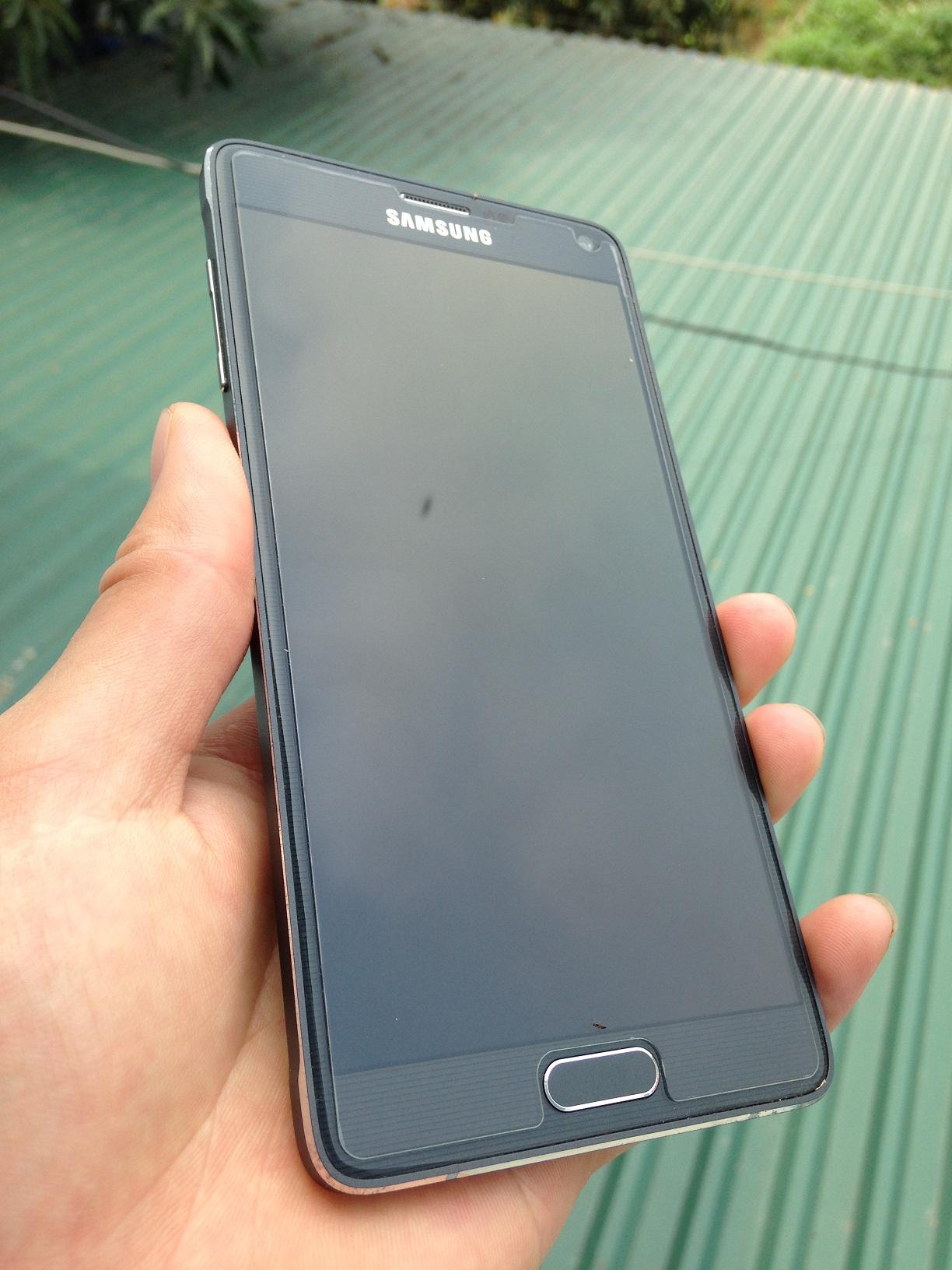 Galaxy Note 4 – Đứa con xuất sắc của đại gia đình Galaxy Note
