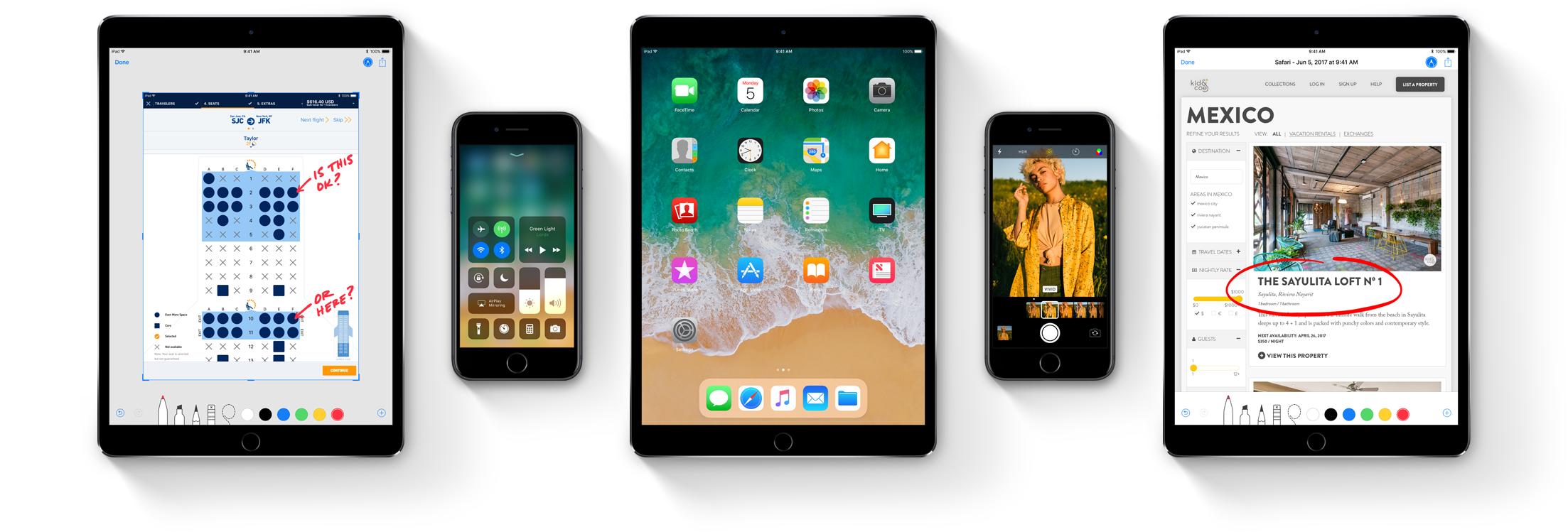 Hãy tải về iOS 11 và sử dụng ngay bây giờ