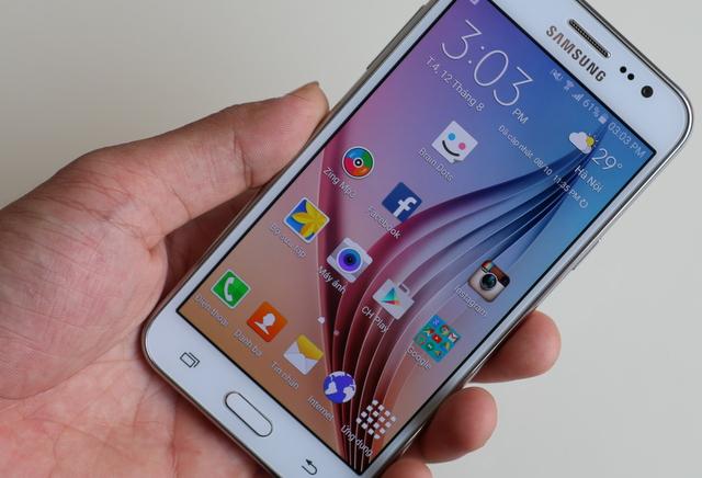 Review Đánh giá chi tiết Samsung Galaxy J5: màn hình đẹp, hiệu năng khá, pin tôt