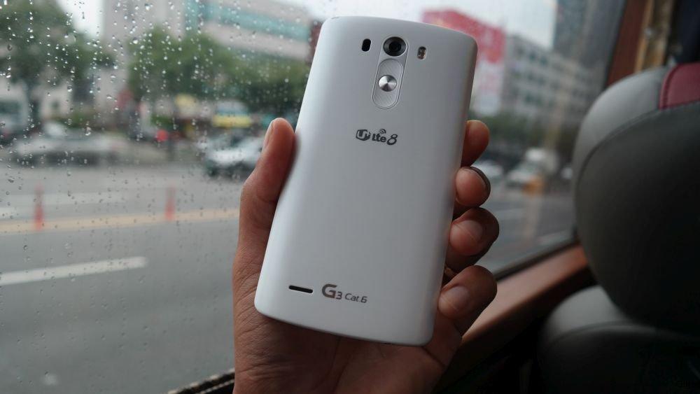 Review LG G3 Cat6: Cũ nhưng chưa già