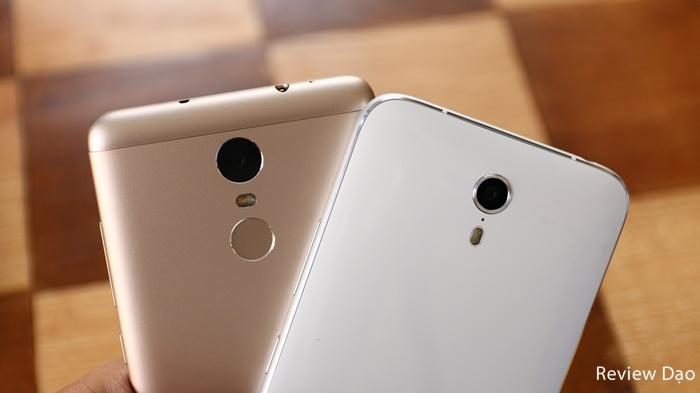 So sánh camera: Lenovo Zuk Z1 và Xiaomi Redmi Note 3 Pro