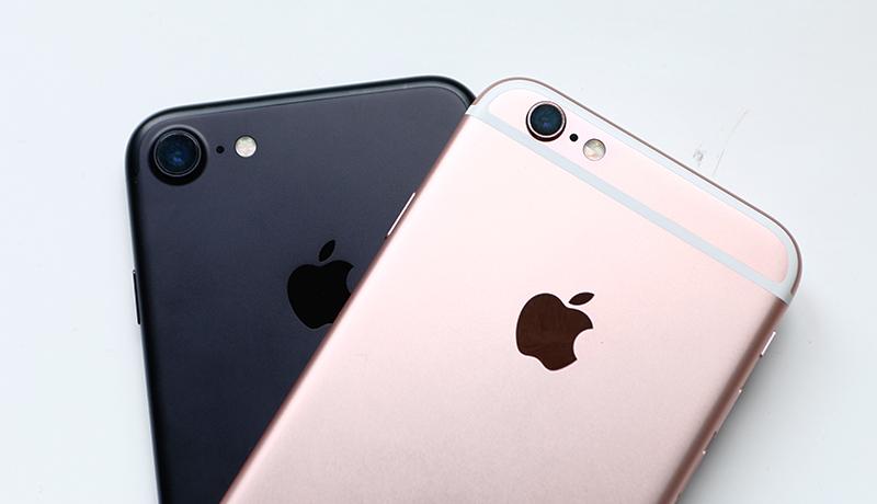 So sánh chi tiết camera iPhone 6s và iPhone 7: liệu có đáng để nâng cấp?