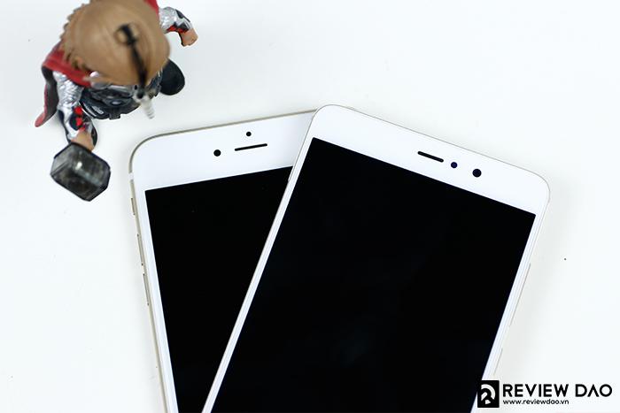 """So sánh chi tiết iPhone 6 Plus và Xiaomi Mi 5s Plus: khi """"già gân"""" đấu với """"trai trẻ"""""""