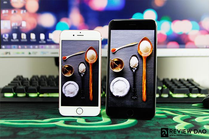 So sánh chi tiết iPhone 6 Plus vs iPhone 6s: đâu là chiếc iPhone tốt nhất trong tầm giá 9 triệu