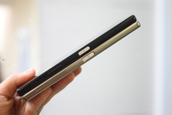 Sony Xperia Z5 Premium – Chiếc smartphone màn hình 4K đầu tiên trên thế giới