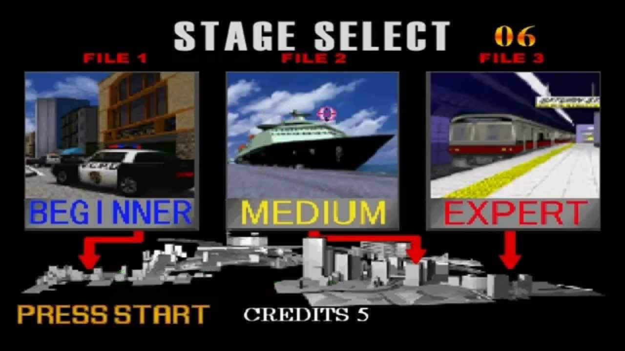 """Trở về thời """"trẩu tre"""" với tựa game huyền thoại Virtual Cop 2 – Game Cảnh Sát Ảo"""