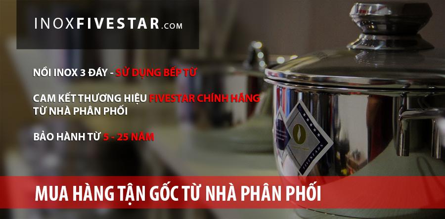 Slogan công ty Inox Five Star