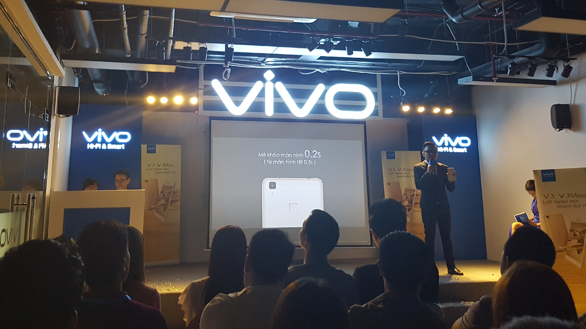 Vivo giới thiệu V3 và V3 Max tại Việt Nam