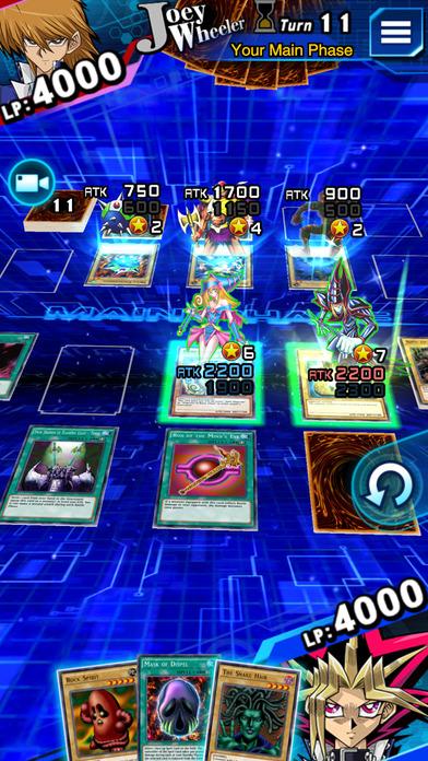 Yu-Gi-Oh! Duel Links đã hỗ trợ Google Play Store, Appstore trên toàn cầu