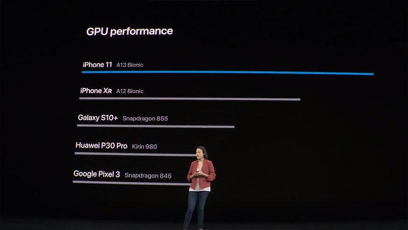 iPhone 11 sẽ được trang bị bộ vi xử lý A13 Bionic
