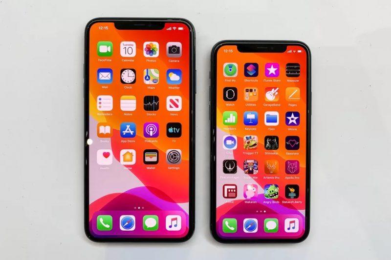 iPhone 11 Pro và 11 Pro Max là các phiên bản kế nhiệm của dòng iPhone XS và XS Max