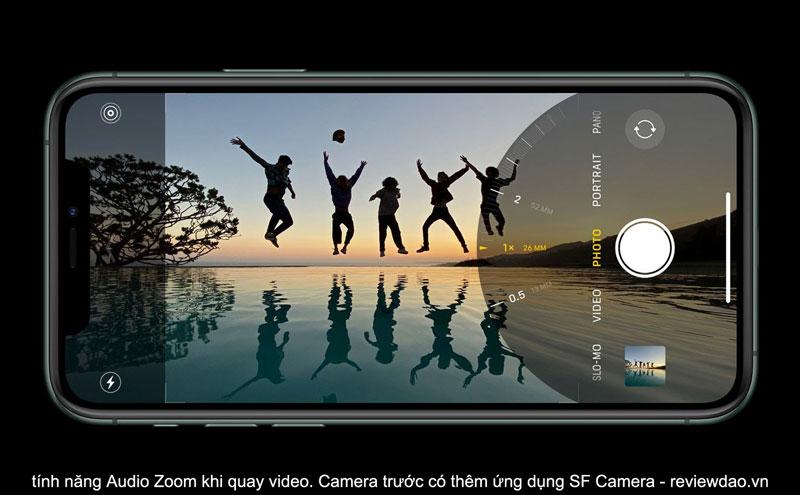 iPhone 11 Pro và Pro Max sẽ được trang bị camera trước có độ phân giải lên đến 12 megapixel cùng công nghệ TrueDepth
