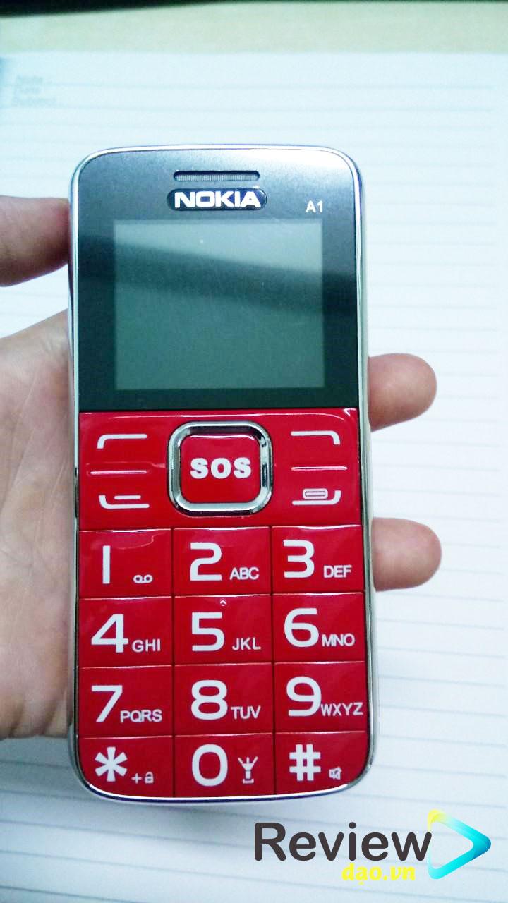 Điện thoại di động Nokia A1 Nokia là một thương hiệu điện thoại khá được ưa chuộng ở nước ta. Dòng điện thoại này giá thành ổn, độ bền cao, các tính năng cập nhật nhanh trong.