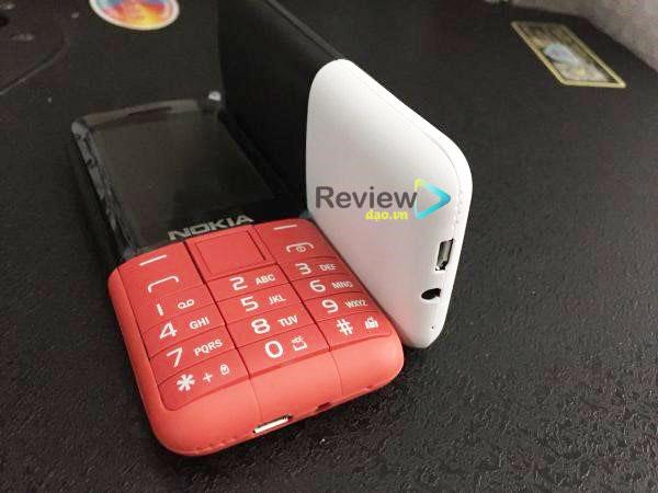 Chức năng SOS Bên cạnh chức năng trên thì dòng điện thoại này còn phải được tích hợp thêm tính năng SOS danh riêng cho người già.
