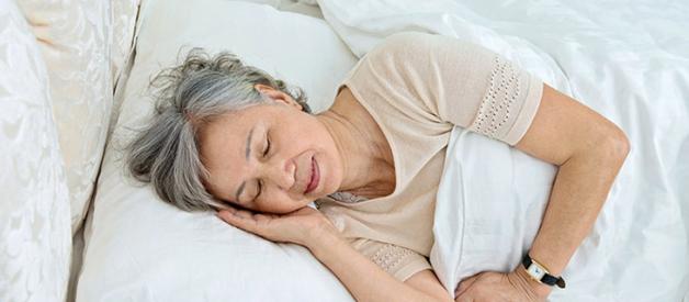 Rối loạn giấc ngủ ở người cao tuổi và cách điều trị hiệu quả